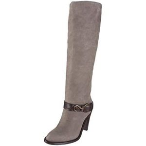 Cole Haan Nike Air Tantivy Heeled Boot in Grey